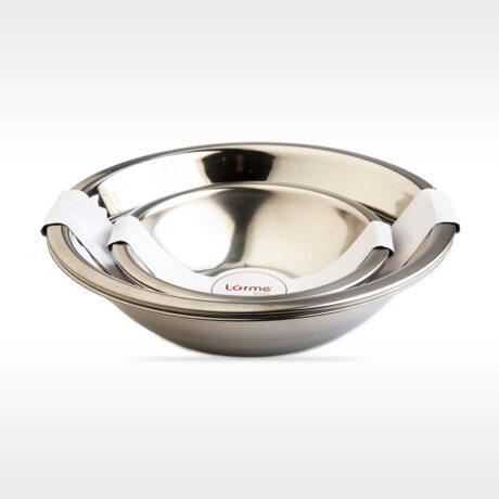 Basic Mixing bowl set 3/1 22cm
