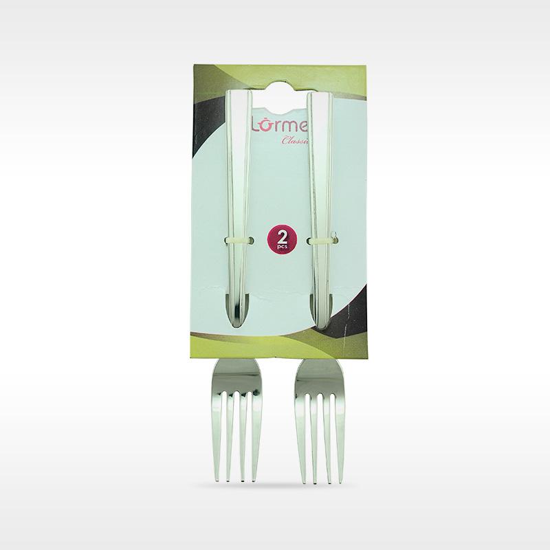 Classic Dinner fork 2/1 - Pinti