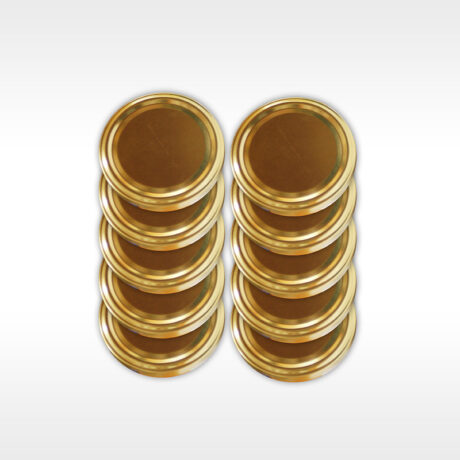 Jar lids set 10/1  82mm