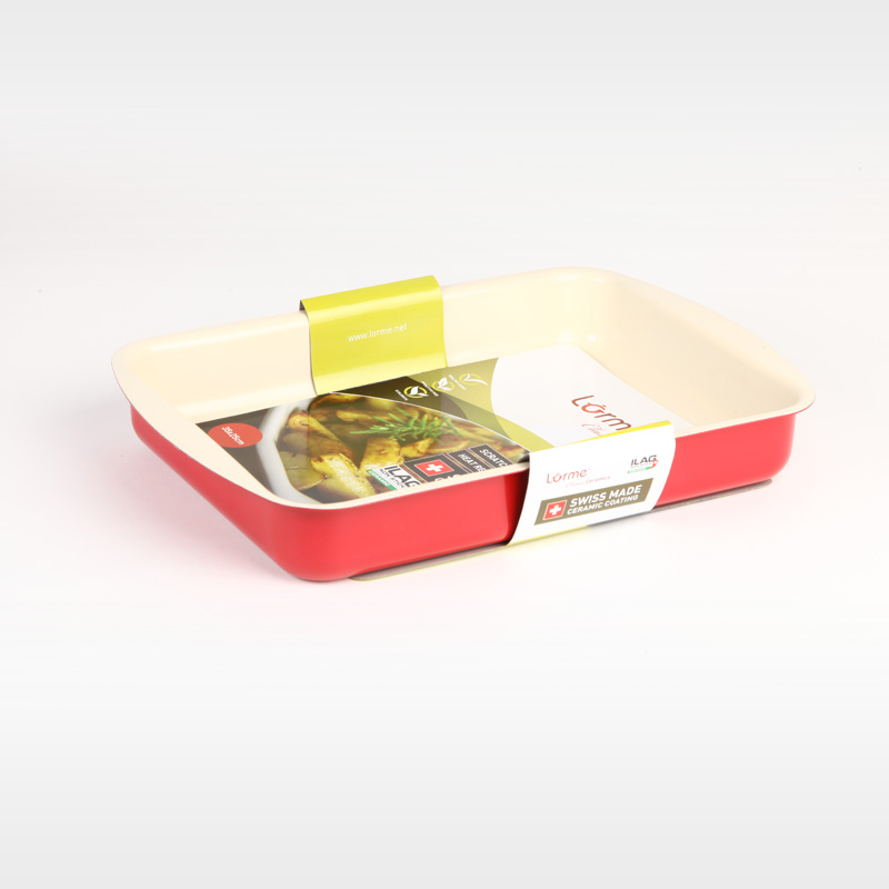 Classic Ceramics Rectangular baking tray 35x25cm