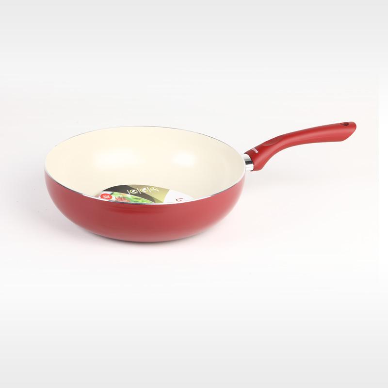 Classic Ceramics Wok pan deep 28cm
